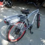 iZip electric bicyle