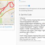 trail html code