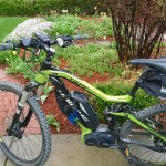 Haibike xduro electric mountain bike
