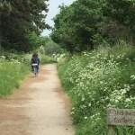 England bike path