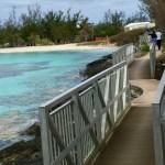 Bermuda island bike trail