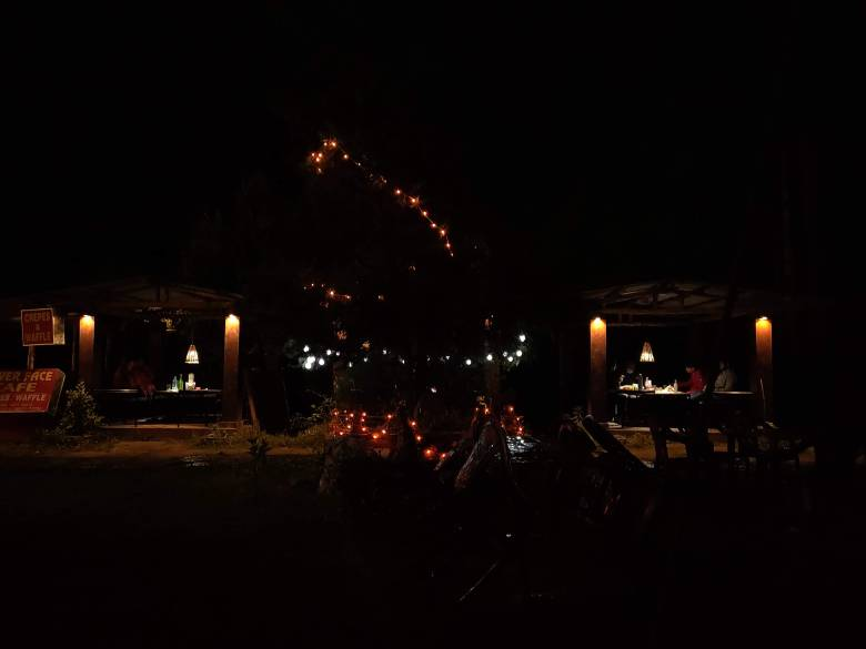 backpackers' hostel in Kasol