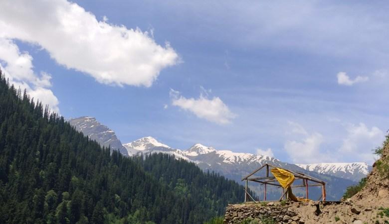 Himalayan Beauty - Kheerganga Trek