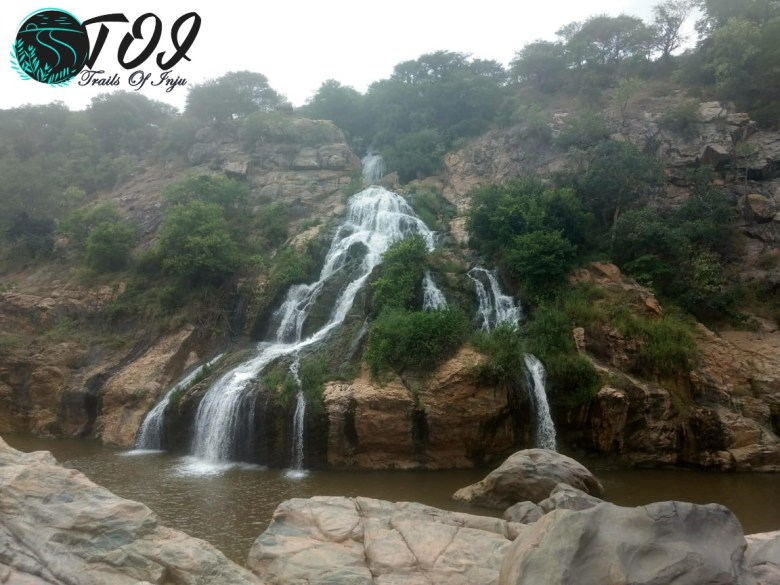 Chunchi Falls: The pearly White Necklace