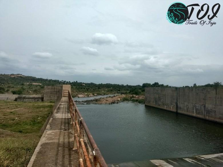 Haro Bele Dam-Discharge Area