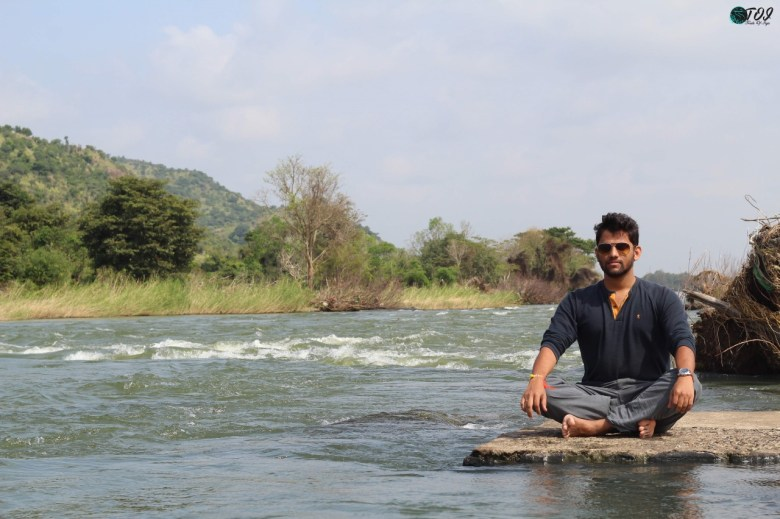 Meditating In The Sea Of Lord Shiva