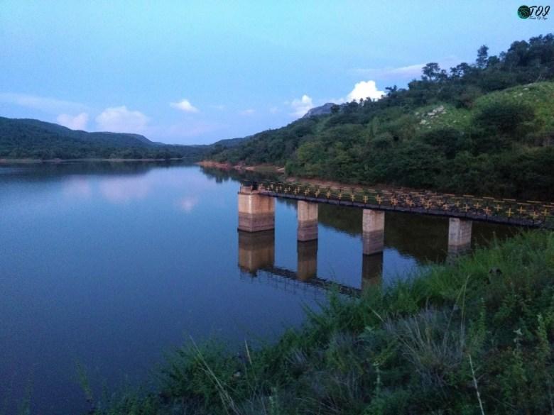 Dandiganahalli Dam Landscapes