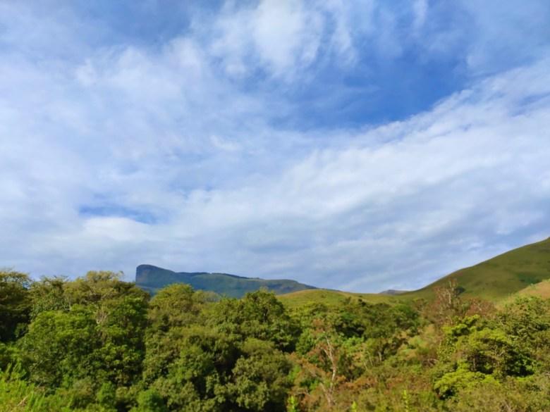 Kudremukh Peak From The Trail