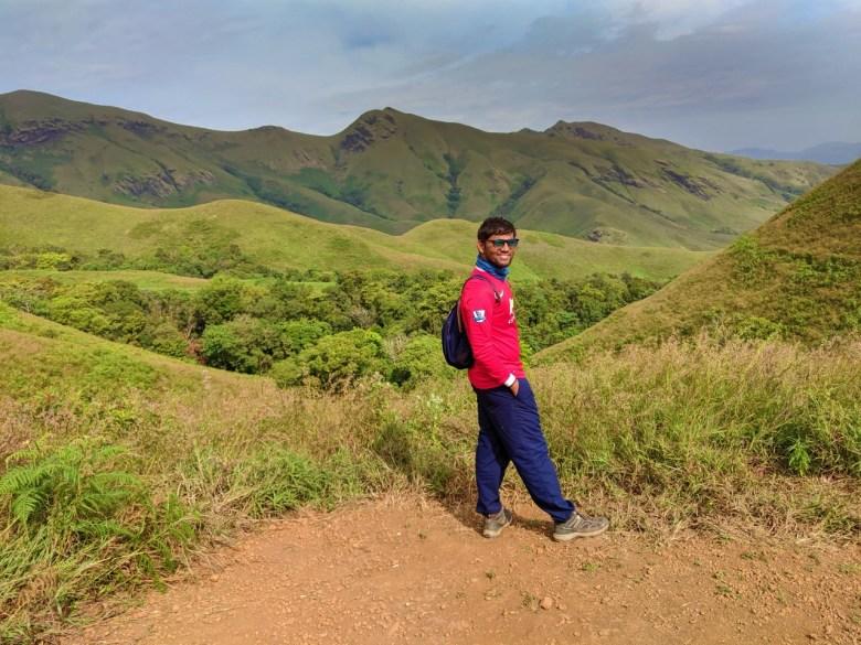 Ontimara- Halfway Point In Kudremukh Trek