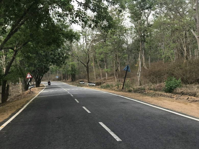 Ride Through Nagarhole Reserve Forest In Coorg