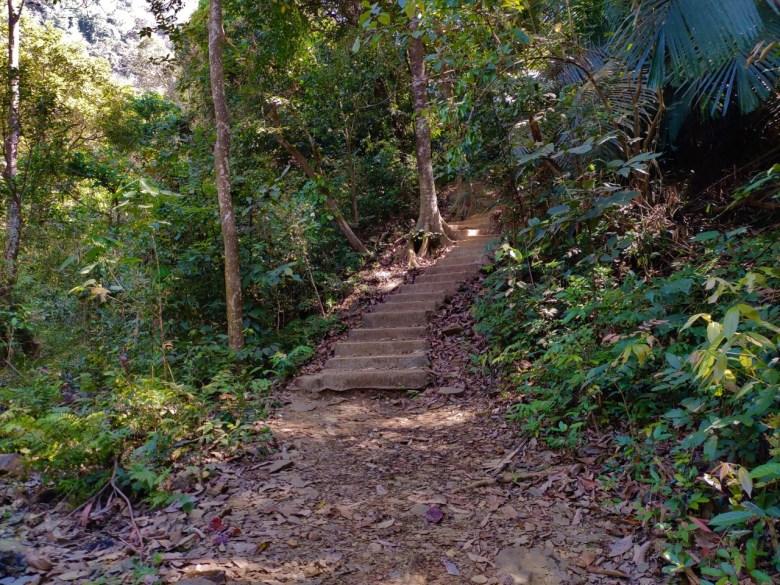Hiking Trail To Kudlu Teertha Falls