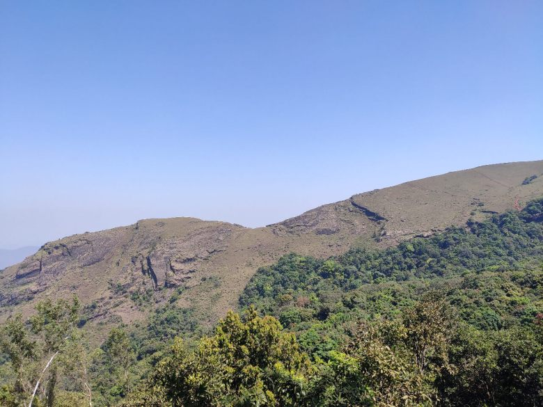 Hills At Kemmangundi Hill Station