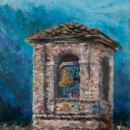 Bell Tower – giclee print