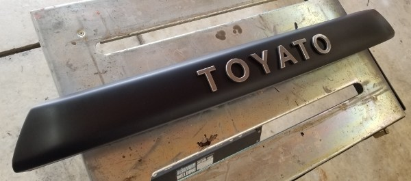 O,A,T,Y LETTERS FOR TSO PRO GRILLE