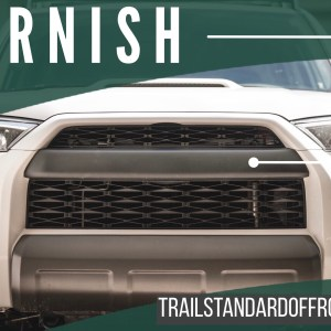 TSO PRO 5TH GEN 4RUNNER GRILLE COVER