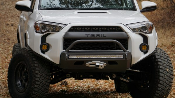 TSO PRO GRILLE WITH TRAIL LETTERS