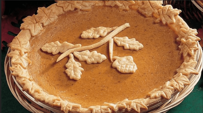 Pumpkin Pie Stoke