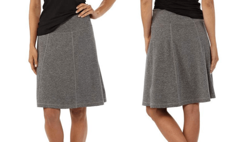 Patagonia Women's Seabrook Skirt Front and Back