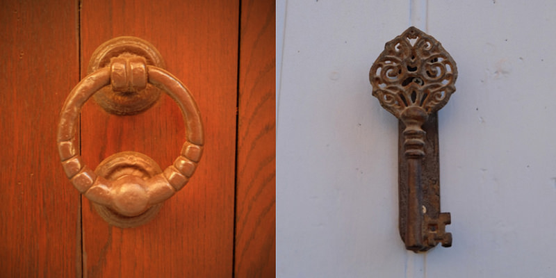 French Doorknobs 2