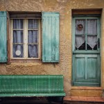 The Doorknobs (and Windows) of Provence