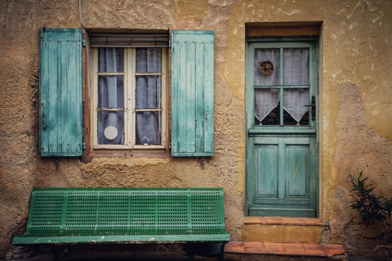 The Windows of Provence