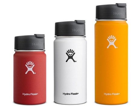 Hydro Flask Coffee Tea Flask Sizes