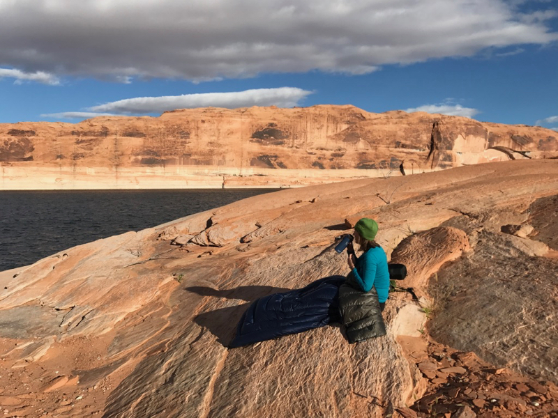 Shipwrecked on Lake Powell