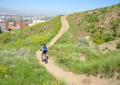 The Foothills Trail System Plan