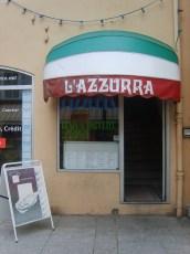 pizzeria azzura
