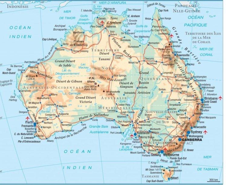 australiecarte