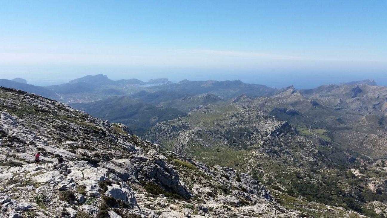 Galatzo Trail - Mallorca - Mars 2018