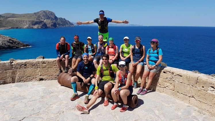 Stage Trail #1 Mallorca - 24 au 29 Mars 2018