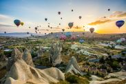 montgolfière cappadoce
