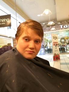 katelin haircut