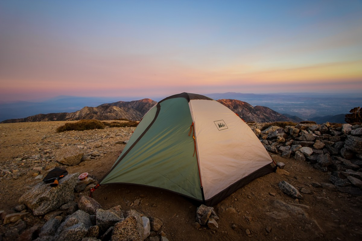 Gear Review: REI Passage 2 Tent - Trail to Peak