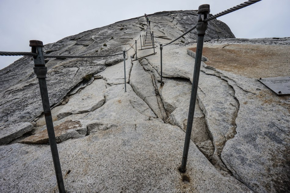 Yosemite Half Dome Hike