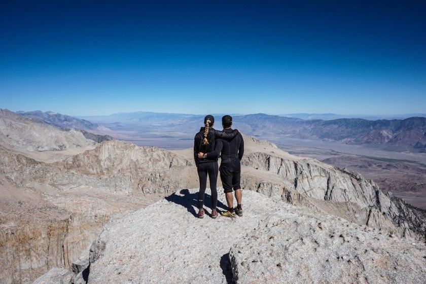 Mt. Langley Summit