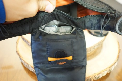 Pouch Options