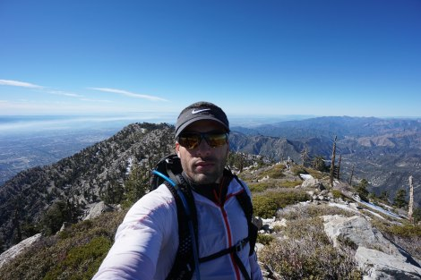 On Ontario Peak