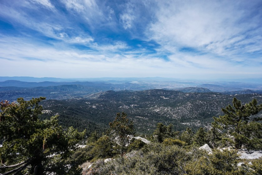 Tahquitz Peak via Devils Slide Trail Idyllwild