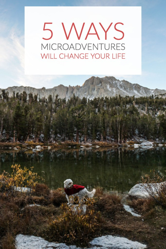 5 Ways Microadventures Will Change Your Life