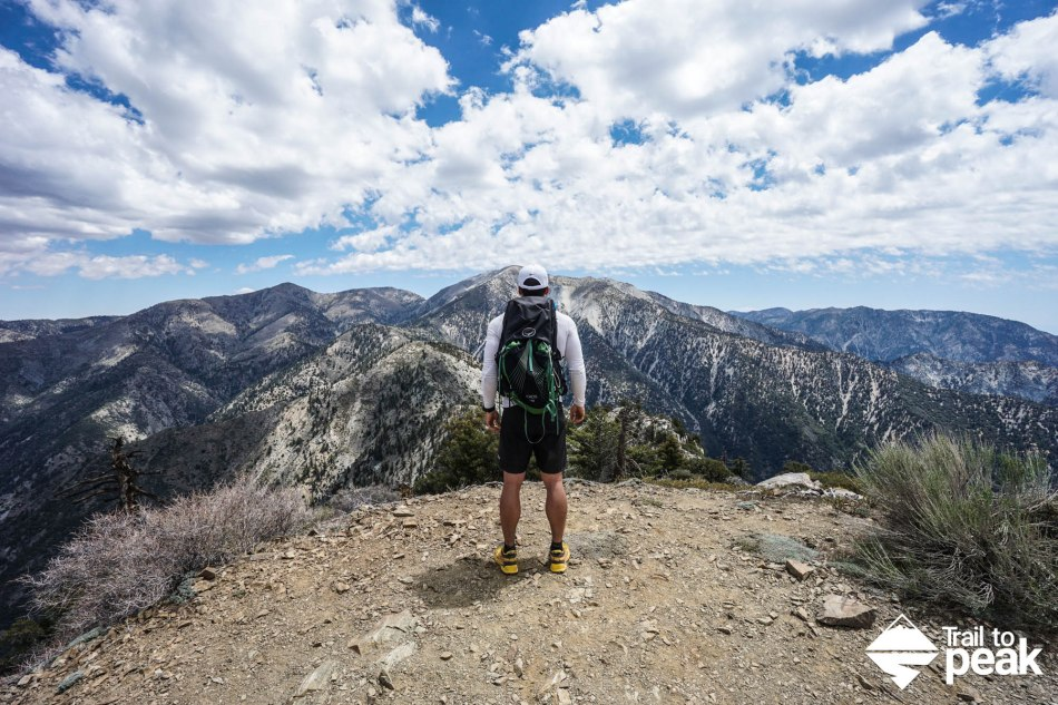 "Hardest California Hikes The Trail to Peak SoCal ""Category 5"" Hiking Series Iron Mountain Heaton Flats"