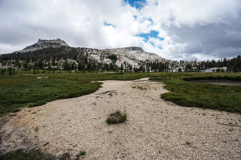 John Muir Trail Yosemite to Tuolumne