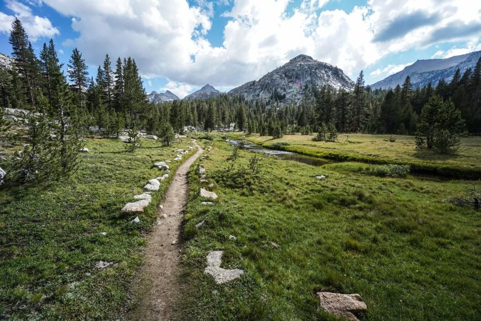 John Muir Trail Day 5