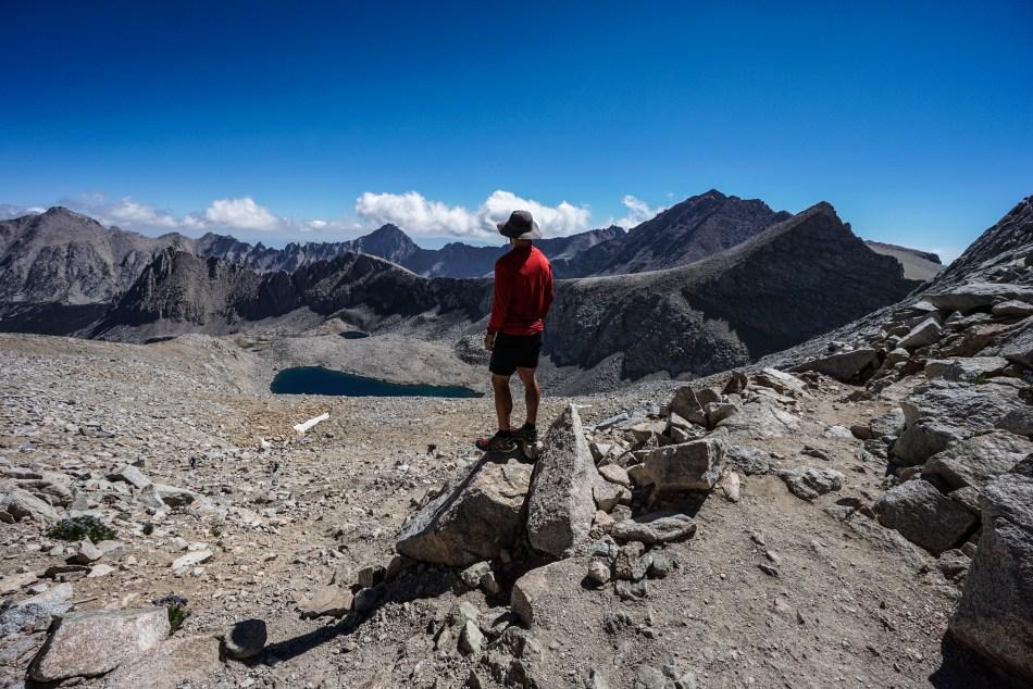 John Muir Trail Day 10