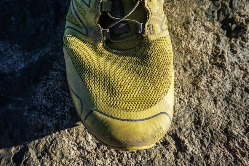 Salomon Sense Pro Trail Shoe Review