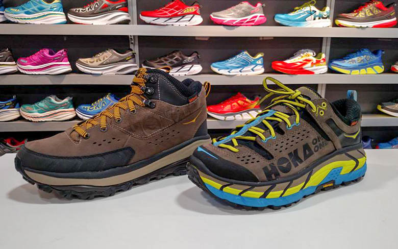 Hoka One One Tor Ultra Low WP