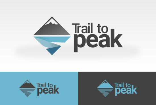 Trail to Peak Logo