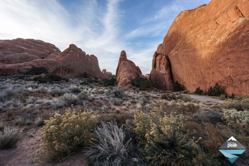 Arches National Park: Hiking Through Devil's Garden To Landscape Arch