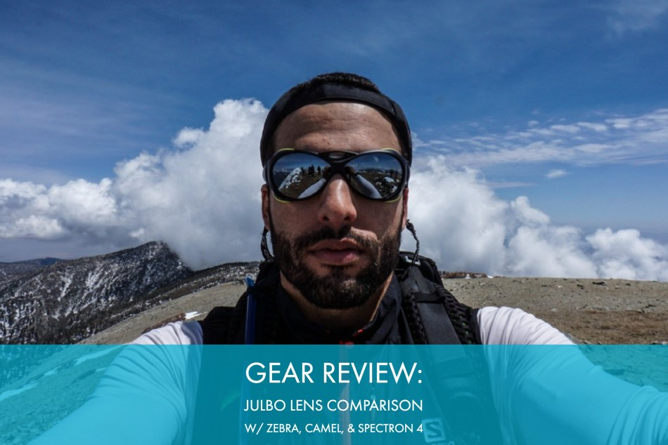 45aa1bb686f Gear Review  Julbo Lens Comparison For The Spectron 4